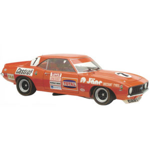 1972 CHEVROLET ZL-1 CAMARO ATCC 2ND PL SYMMONS PLAINS 1:18