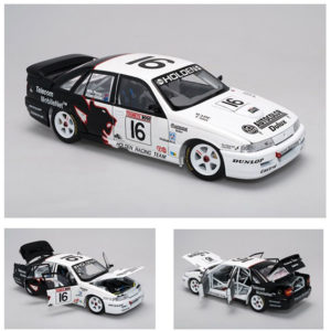 1991 HRT VN COMMODORE SS BATHURST RUNNER UP PERCY/GRICE 1:18