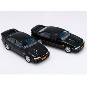 1991 BATHURST 1000 SPECIAL EDITION TWINSET METALLIC BLACK 1:43
