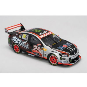 2015 HRT JAMES COURTNEY 25TH YEAR ANNIVERSARY LIVERY 1:18