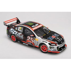 2015 HRT GARTH TANDER 25TH YEAR ANNIVERSARY LIVERY 1:18