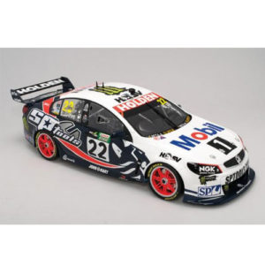 2015 HRT COURTNEY TOWNSVILLE 400 PETER BROCK TRIBUTE LIVERY 1:12