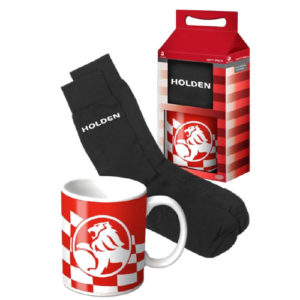 HOLDEN MUG & SOCK GIFT PACK