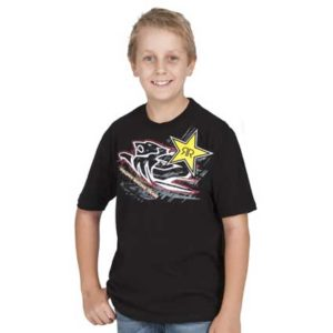 HOLDEN RACING TEAM HRT BOYS ROCKSTAR TEE 2012