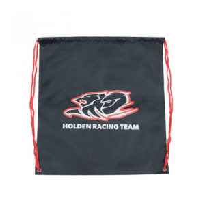 HOLDEN RACING TEAM DRAWSTRING BAG 2016