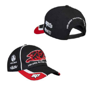 HOLDEN RACING TEAM CAP BLACK 2014