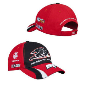 HOLDEN RACING TEAM CAP RED 2014