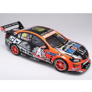 2015 HOLDEN RACING TEAM JAMES COURTNEY ANZAC TRIBUTE LIVERY 1:18