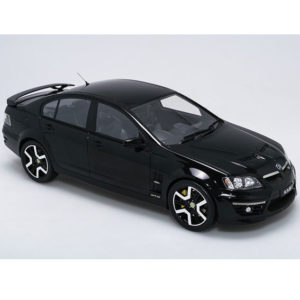 2010 HSV E3 GTS 1:18 PHANTOM BLACK