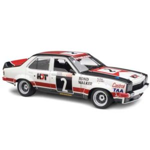 HOLDEN L34 TORANA 1975 BATHURST 3RD PLACE CAR SCALE 1:18