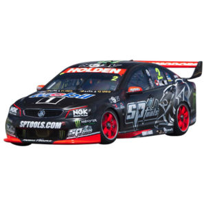 2015 HRT HOLDEN VF COMMODORE SYDNEY SUPER TEST GARTH TANDER 1:18