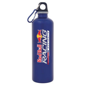 RED BULL RACING AUSTRALIA STAINLESS STEEL WATER BOTTLE 2016