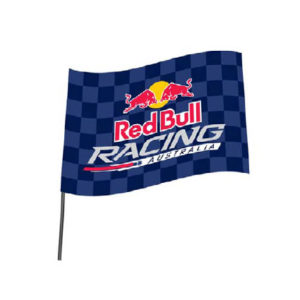RED BULL RACING AUSTRALIA SUPPORTER FLAG 2014