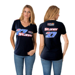 RED BULL RACING AUSTRALIA LADIES CASEY STONER TEE 2013