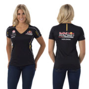 RED BULL RACING AUSTRALIA LADIES TEAM T-SHIRT NAVY 2014
