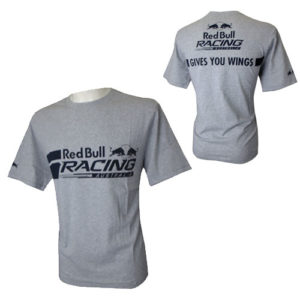 RED BULL RACING AUSTRALIA MENS LIFESTYLE T-SHIRT 2014
