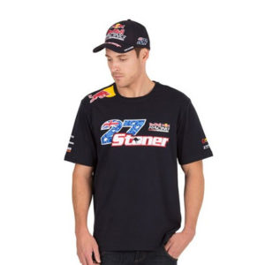 RED BULL RACING AUSTRALIA MENS CASEY STONER TEE 2013