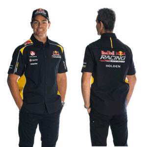 RED BULL RACING AUSTRALIA MENS TEAM SHIRT 2014