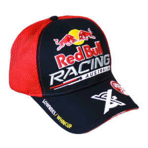 RED BULL RACING AUSTRALIA MENS MESH CAP