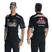 RED BULL RACING AUSTRALIA MENS CLASSIC POLO 2014