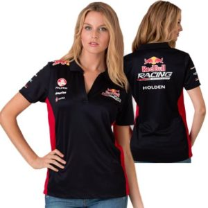 RED BULL RACING AUSTRALIA LADIES TEAM POLO NAVY/RED/GREY 2013