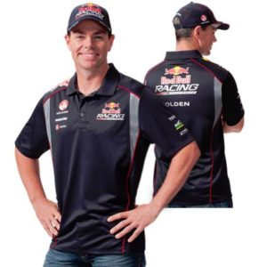 RED BULL RACING AUSTRALIA MENS POLO NAVY/GREY 2013