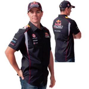 RED BULL RACING AUSTRALIA MENS TEAM SHIRT 2013