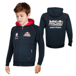 RED BULL RACING AUSTRALIA KIDS TEAM HOODIE 2015