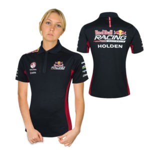RED BULL RACING AUSTRALIA LADIES TEAM POLO 2015