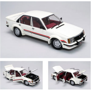 HOLDEN VC HDT COMMODORE PALAIS WHITE 1:18 SCALE