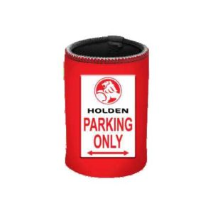 HOLDEN PARKING ONLY CAN COOLER 2013