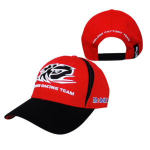 HOLDEN RACING TEAM CAP RED/ BLACK 2015