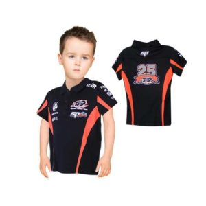 HOLDEN RACING TEAM KIDS TEAM POLO BLACK 2015