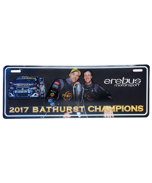 PENRITE_BATHURST_CHAMPIONS_NUMBER_PLATE_2017