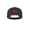 WAU20H-033_WAU_ADULTS_MOSTERT_FLAT_PEAK_CAP_BACK