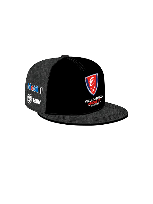 WAU20H-033_WAU_ADULTS_MOSTERT_FLAT_PEAK_CAP_SIDE
